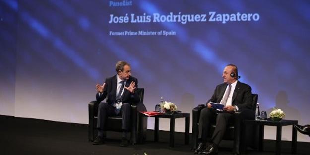 Eski İspanya Başbakanı: Dünyanın geleceği Türkiye'ye bağlı