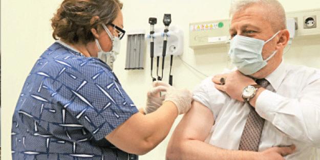'Eski normal'e dönüş aşıyla mümkün