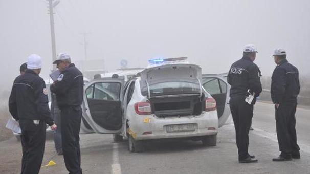 Eskişehir'de 'Dur' ihtarına uymayan kardeşler kovalamaca sonucu yakalandı
