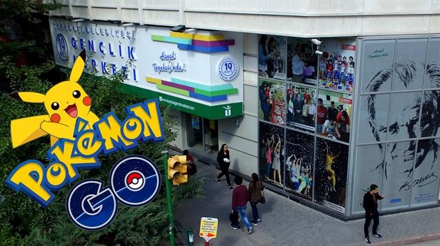 Eskişehir'de Pokemon arayanlara çay ve su ücretsiz