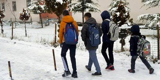 Eskişehir'de yarın okullar tatil mi? 25 Aralık Eskişehir okullar tatil mi?