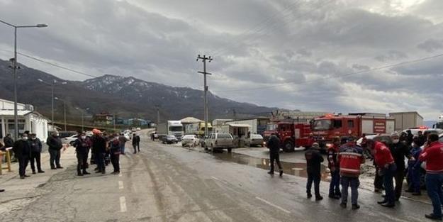 Eskişehir'deki patlama sesinin nedeni belli oldu