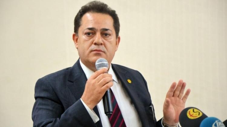 Eskişehirspor Başkanı Halil Ünal'dan stat müjdesi