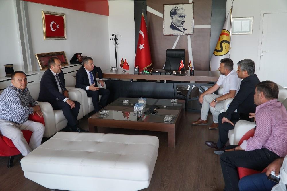 Eskişehirspor'da yönetim her an değişebilir