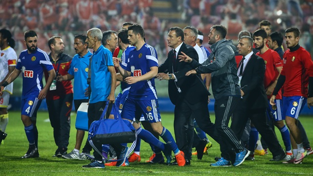 Eskişehirspor'un cezası belirlendi