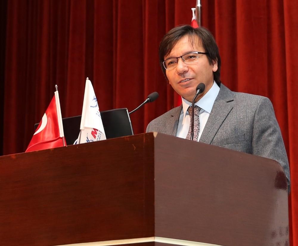 ESOGÜ'de Motif Uluslararası Genç Halkbilimciler ve Türk Dünyası Kongresi başladı