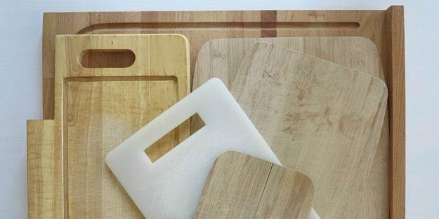 Et doğrama tahtalarının temizliği nasıl yapılır?
