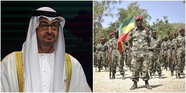 Etiyopya'daki darbe girişiminde BAE şüphesi!