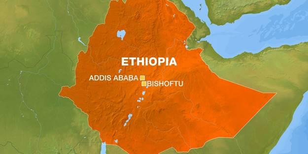 Etiyopya'daki şiddet olaylarında çok sayıda kişi öldü