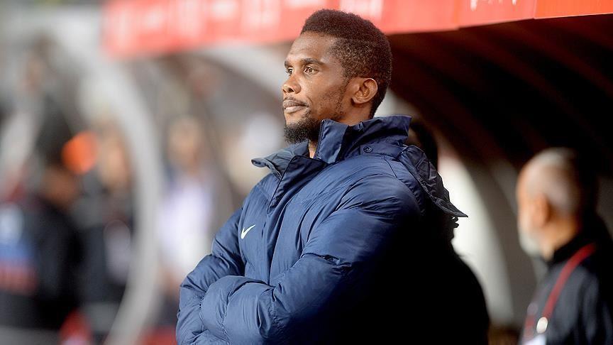 Eto'o Şampiyonlar Ligi'nde kupa kazanan ilk siyahi antrenör olmayı istiyor