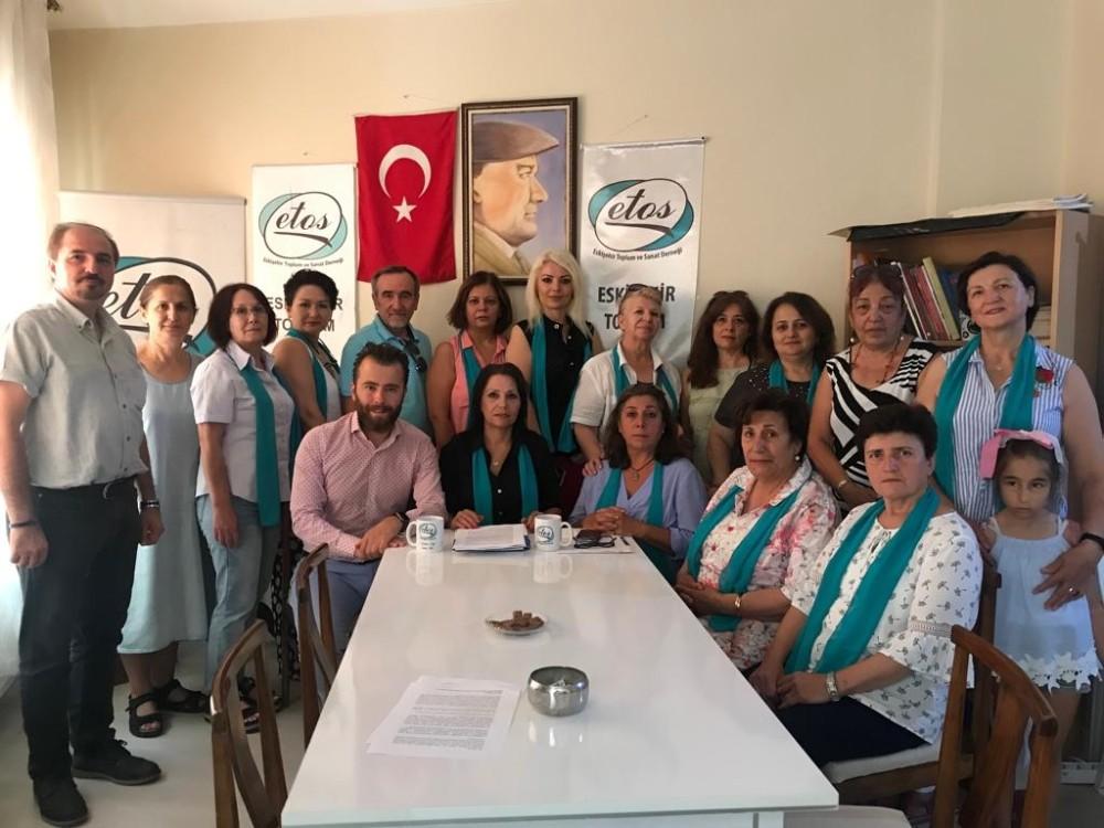 ETOS'dan 'Kadına Şiddetle' ilgili açıklama