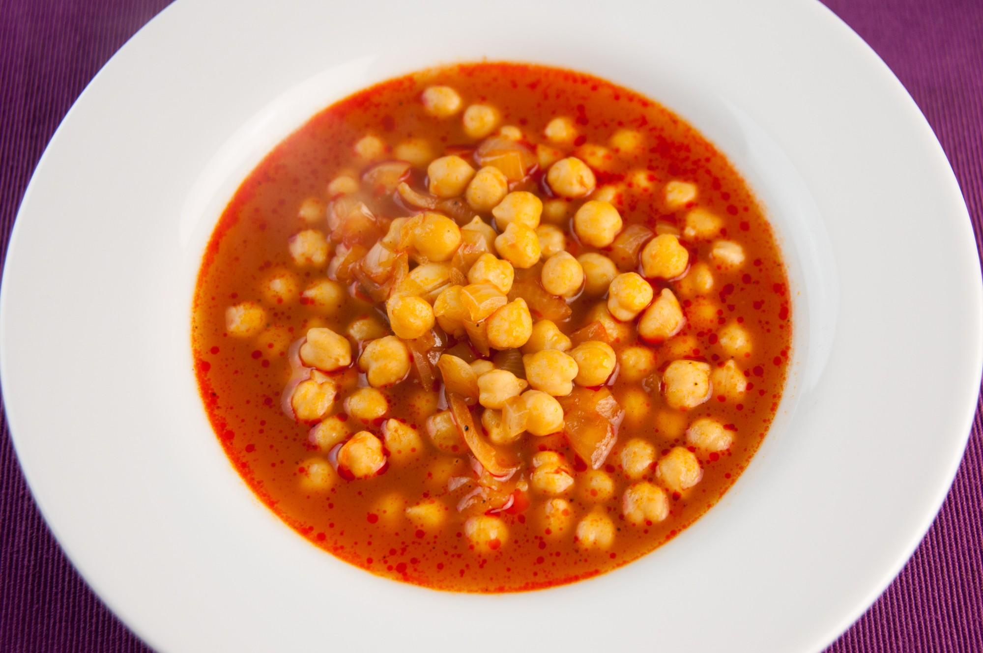 Etsiz nohut tarifi | Lokanta usulü nohut yemeği nasıl yapılır?
