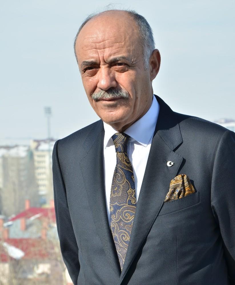 """ETSO Başkanı Yücelik: """"Erzurum Kongresi; milli iradenin sembolüdür"""""""