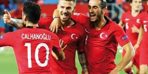 A Milli Futbol Takımının Euro 2020 projesi 63
