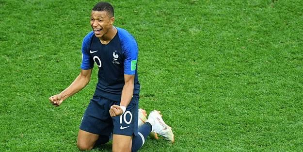 EURO 2020'nin en değerlisi Mbappe oldu