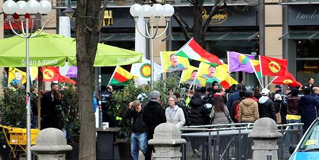 EUROPOL'DEN İTİRAF! PKK AVRUPA'YI LOJİSTİK ÜS OLARAK KULLANIYOR