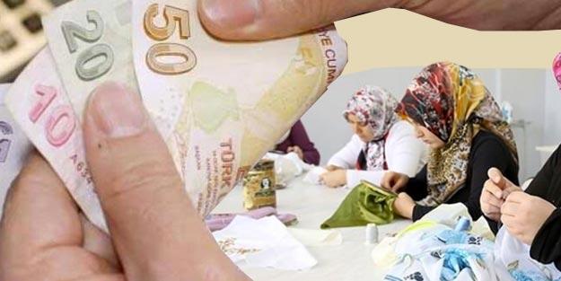 Ev hanımları toplu prim ödeyerek emekli olur mu?