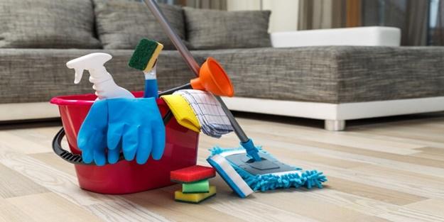 Ev temizliğinde pratik bilgiler! Kolay temizlik tüyoları!