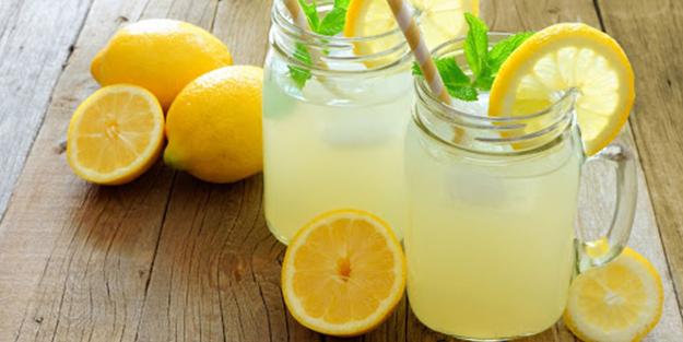 Ev yapımı kolay limonata tarifi | Buzluk limonata nasıl yapılır?