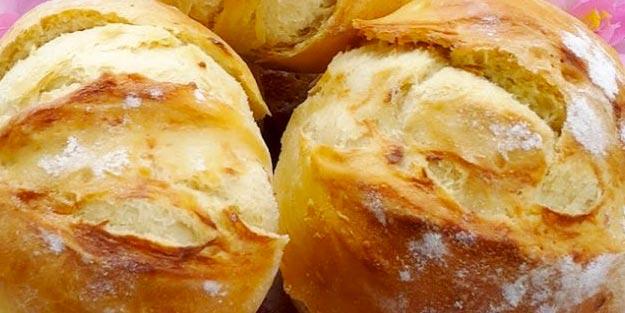 Evde ev yapımı ekmek nasıl yapılır? Evde ekmek nasıl yapılır?