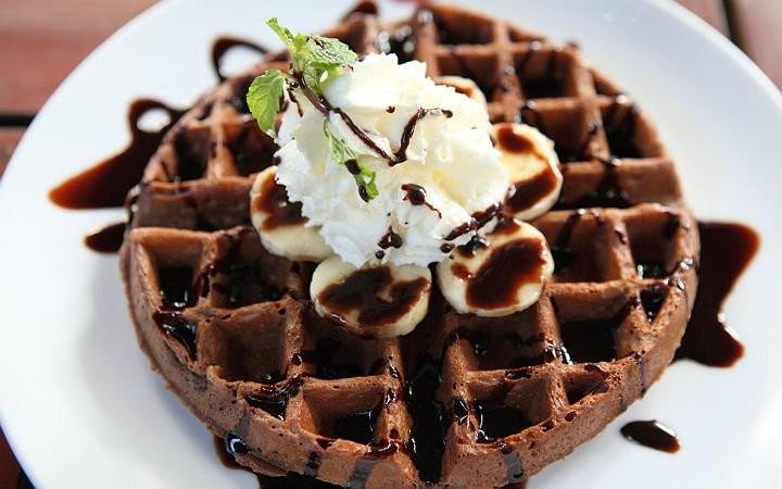 Evde waffle hamuru nasıl yapılır?