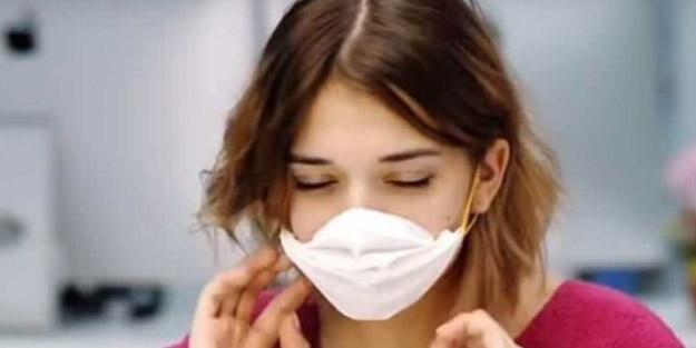Evdeki malzemelerle maske nasıl yapılır? Vatandaş önlemini arttırıyor