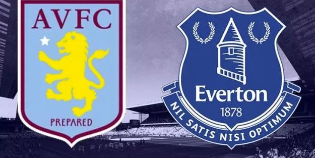 Everton Aston Villa maçı kaç kaç bitti? Aston Villa Everton maç özeti ve skoru