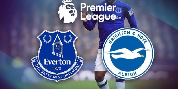 Everton Brighton Premier Lig maçı ne zaman, saat kaçta ve hangi kanalda?