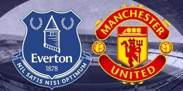 Everton Manchester United maçı ne zaman saat kaçta hangi kanalda?