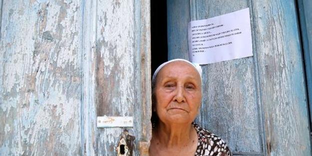 Evine giren hırsıza mektup yazdı: Son günlerimde beni üzme...