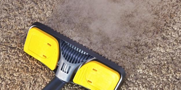 Evinizi mikroplardan arındırmak için buharlı temizleyici kullanın