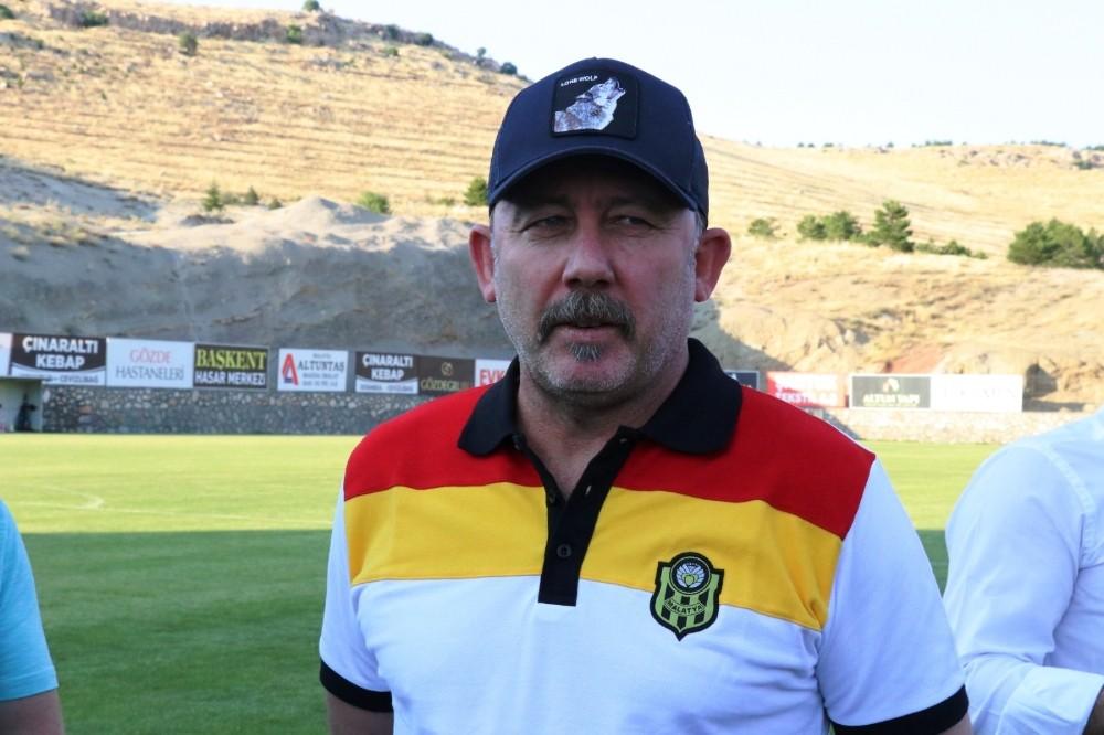 Evkur Yeni Malatyaspor'da yeni sezon hazırlıkları başladı