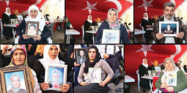 Evlat nöbeti ve ikna çabaları PKK'yı yıkıyor! Bir gün hepimizi arayıp çocuğun geldi diyecekler