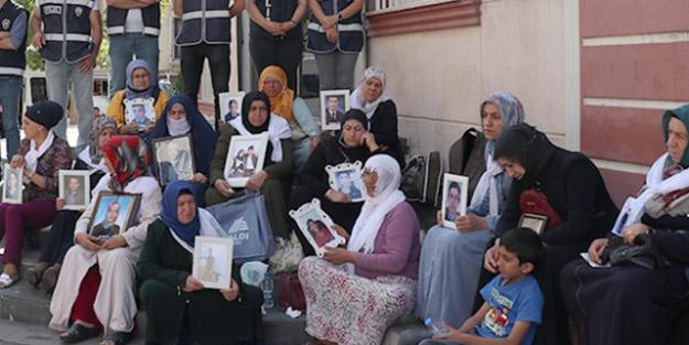 Evlat nöbetindeki ailelerden HDPKK'lı Pervin Buldan'a sert tepki!