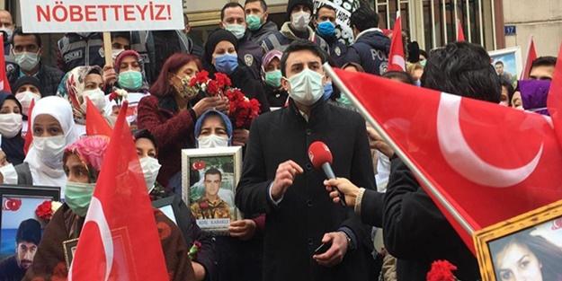 Evlat nöbetleri PKK'yı çıldırttı! İftiralara başladılar