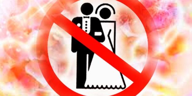 Ilustrasi larangan pernikahan