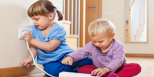 Evlerimiz çocuklar için güvenli olmalı
