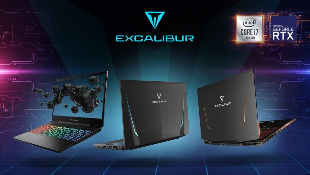 Excalibur laptop serisi yenileniyor