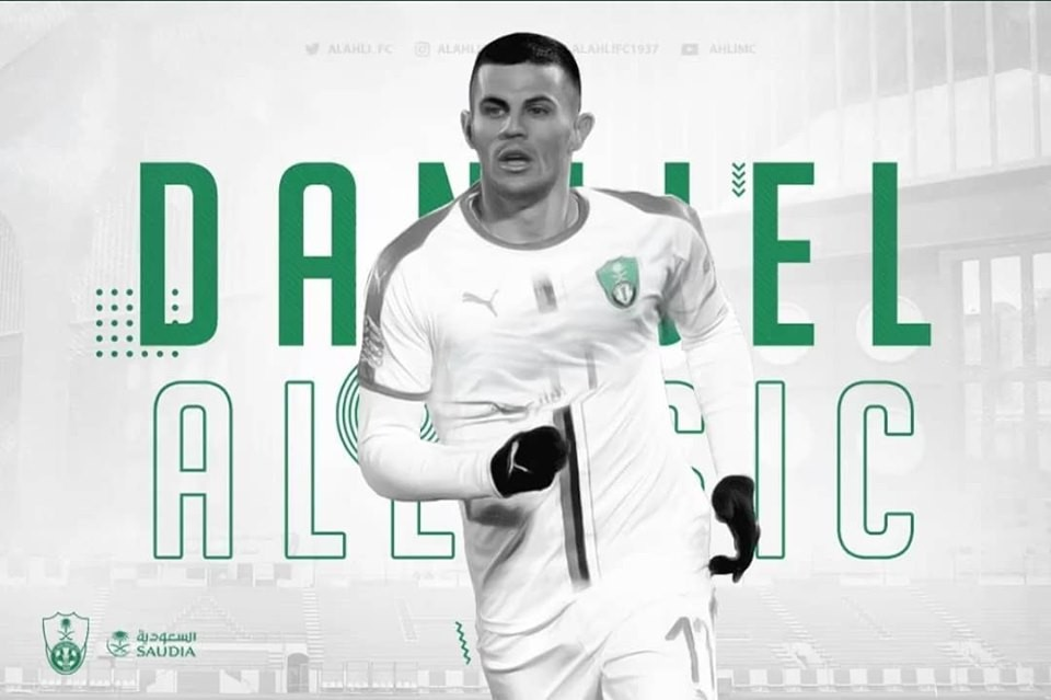 E.Y. Malatyaspor'dan Danijel Aleksic'e duygusal veda