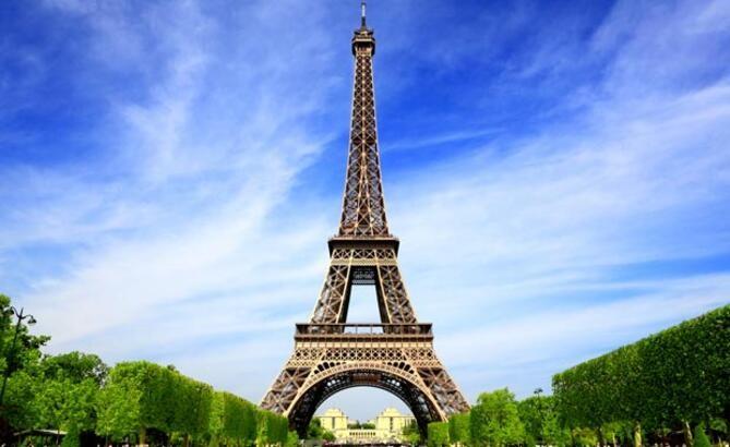 Eyfel kulesi kaç katlı?