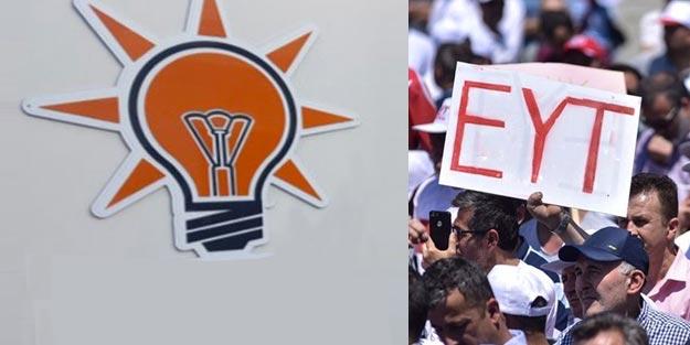 EYT'lilerin talebine AK Parti ne cevap verecek? EYT son durum ne?