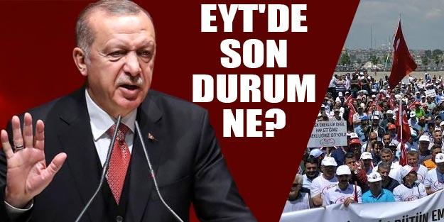 EYT'nin mucidi Yaşar Okuyan: EYT konusunda Cumhurbaşkanı haklı