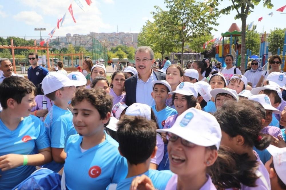 Eyüpsultan Belediyesinin Yaz Okulu ve Yaz Spor Okulları başlıyor