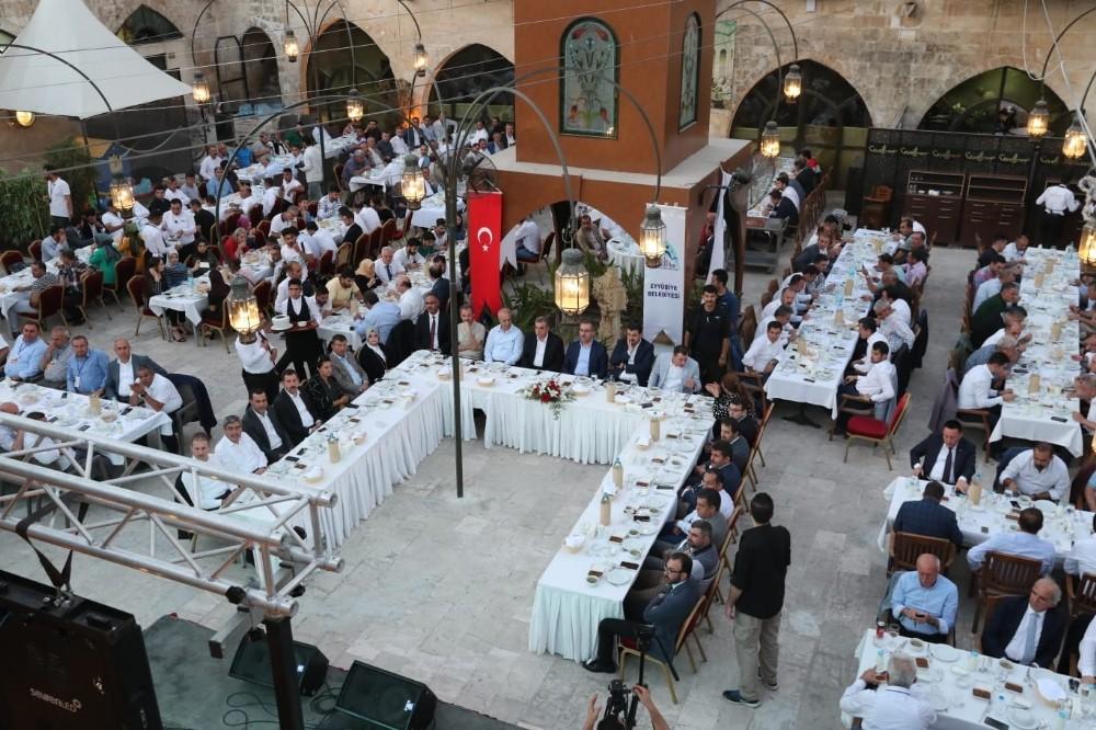 Eyyübiye Belediyesi yerel yönetimler toplantısına ev sahipliği yaptı