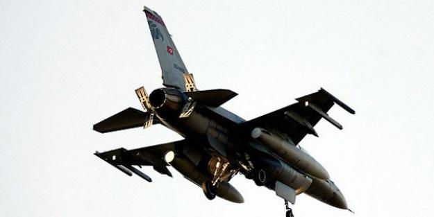F-16'lar vurdu! Rusya yerle bir olmasını son anda önledi