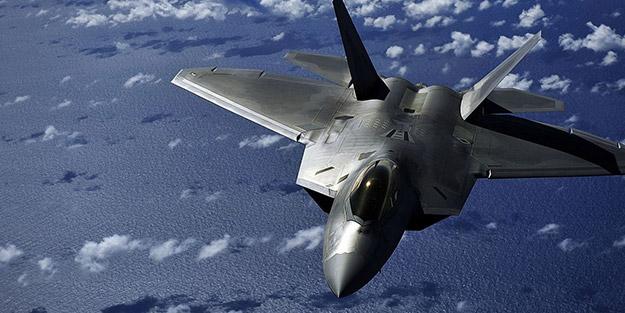 F-22'lerde dikkat çeken detay! ABD yakın müttefiklerine satmıyor