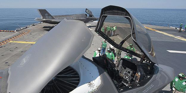F-35 krizinde ilginç iddia: Değişiklik olabilir