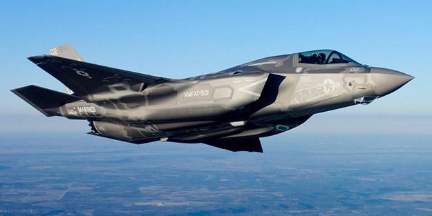 F-35 üreticisinden Rusya'yı çıldırtan görüntü! Resmen vurdular