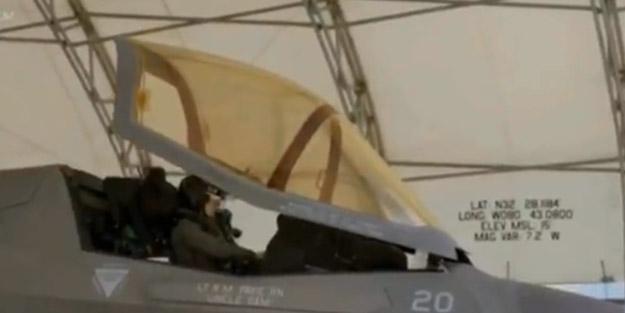 F-35'lerde büyük tehlike! İşte