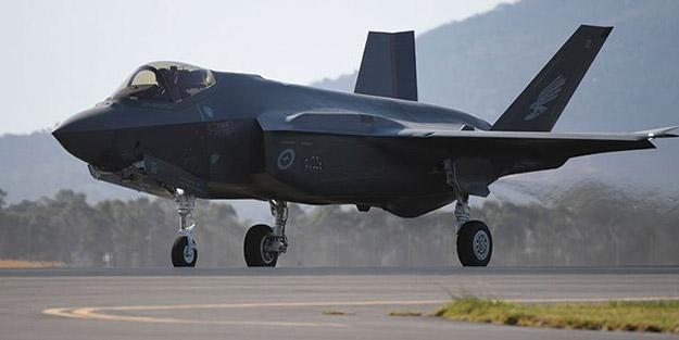 F-35'lerde sıcak gelişme! Yeni operasyonların sinyalini verdiler